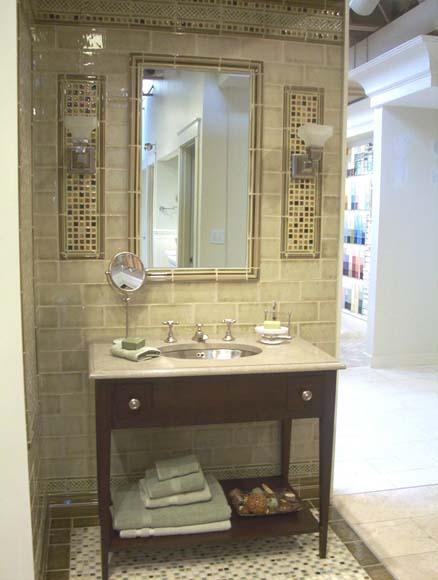 Bathroom vanities scandia kitchens for Bathroom vanity display for sale