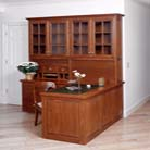 Hutch and Desk Cabinets