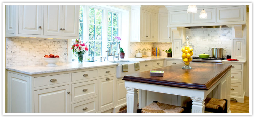 Custom Kitchen Cabinetry And Fine Woodworking
